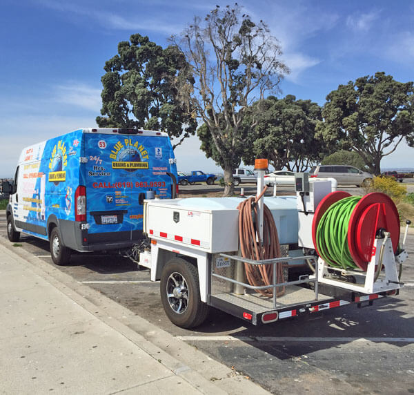 Hydrojet Drain Cleaning Services San Diego