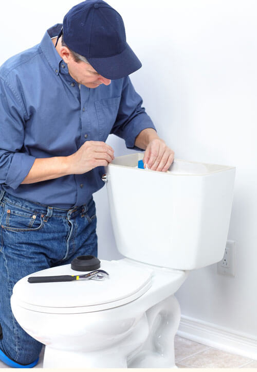 Toilet Clog Repair